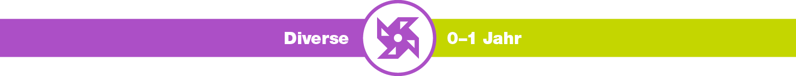 kjz-Ratgeber, Diverse, 0-1 Jahr